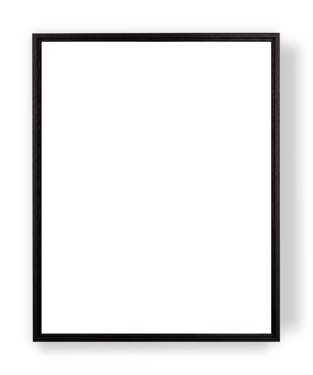 Framed Collage Canvas Print, Black, 11x14 | Collage Canvas Prints ...